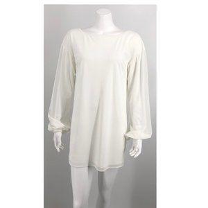 .NEW Lovers + Friends Tie Mini Dress White .56